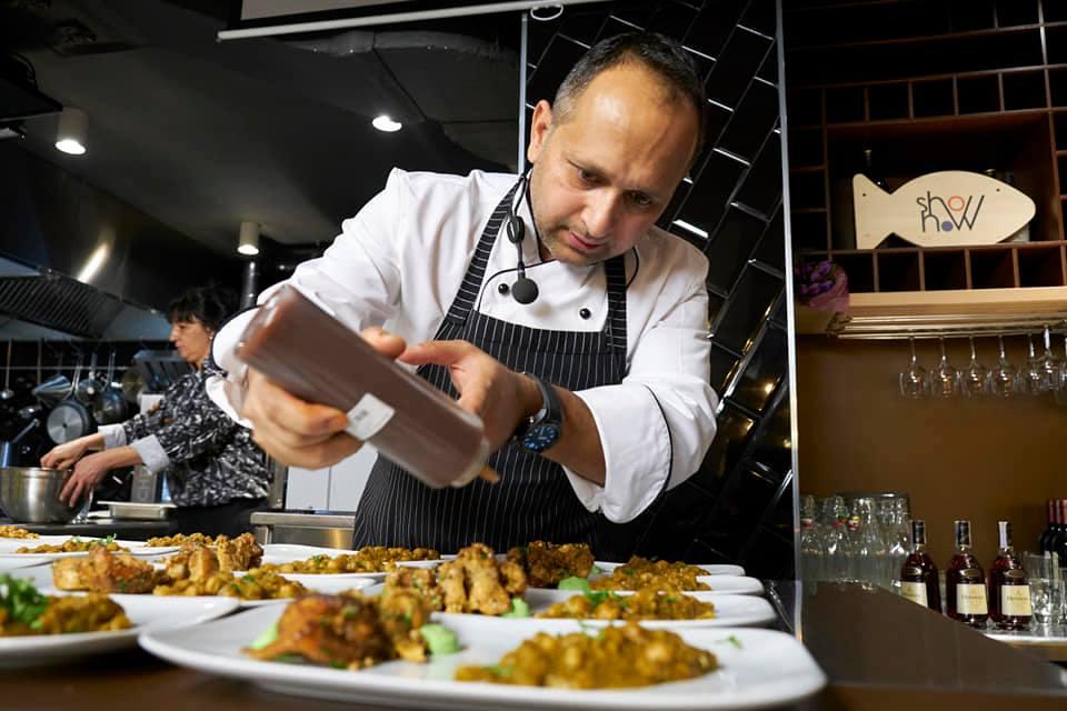 индийски готвач Пракаш, ресторант в София