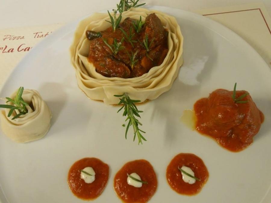 La Casa Di Giorgino -  Pizza Trattoria: To La Casa di Giorgino μας