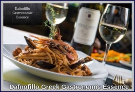 Dafnofillo  ​Greek Gastronomic Essence