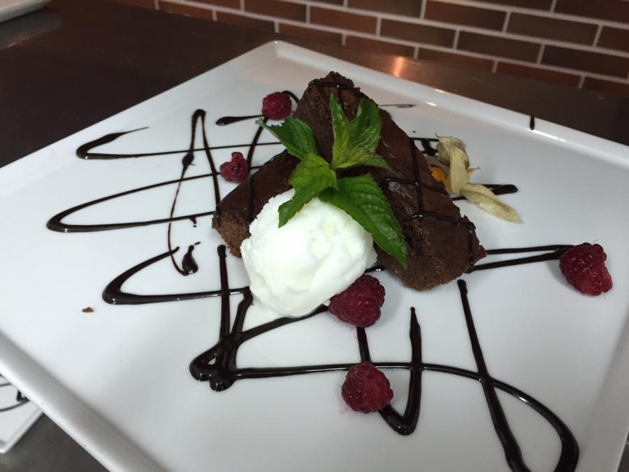 Ресторант Веранда: Нов десерт в Ресторант Веранда
