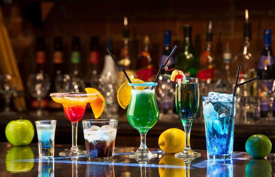 Ресторант Вива Маре: Освежителни напитки