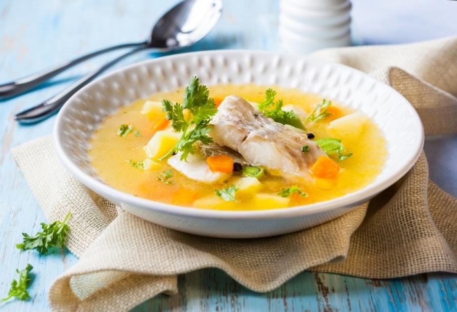Salt & Pepper : Тайната на вкусната рибена чорба