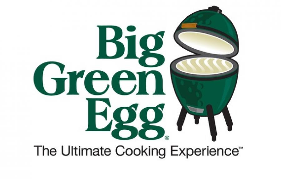 Salt & Pepper : Голямото зелено яйце - топ керамичен грил на дървени въглища