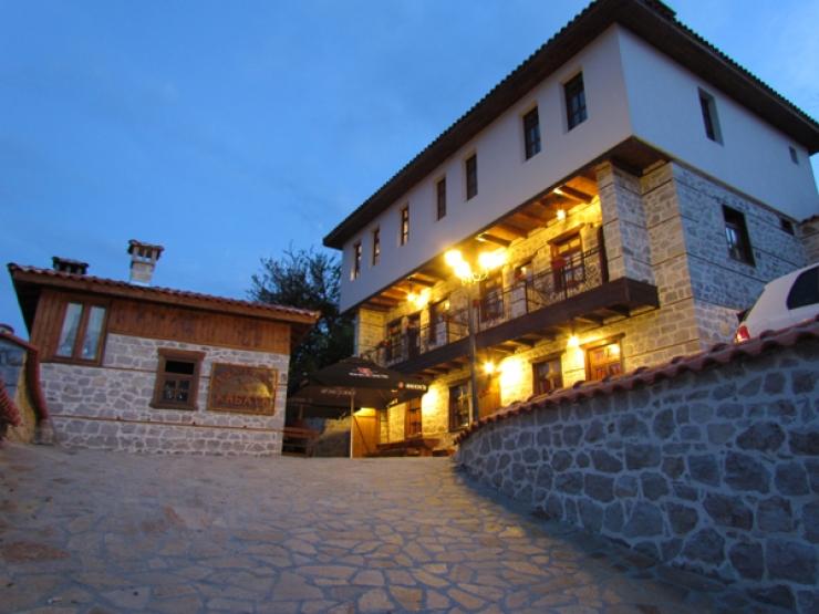 Къща за гости Кабата - Белинташ: Красота и изящество – Белинташ, Родопите