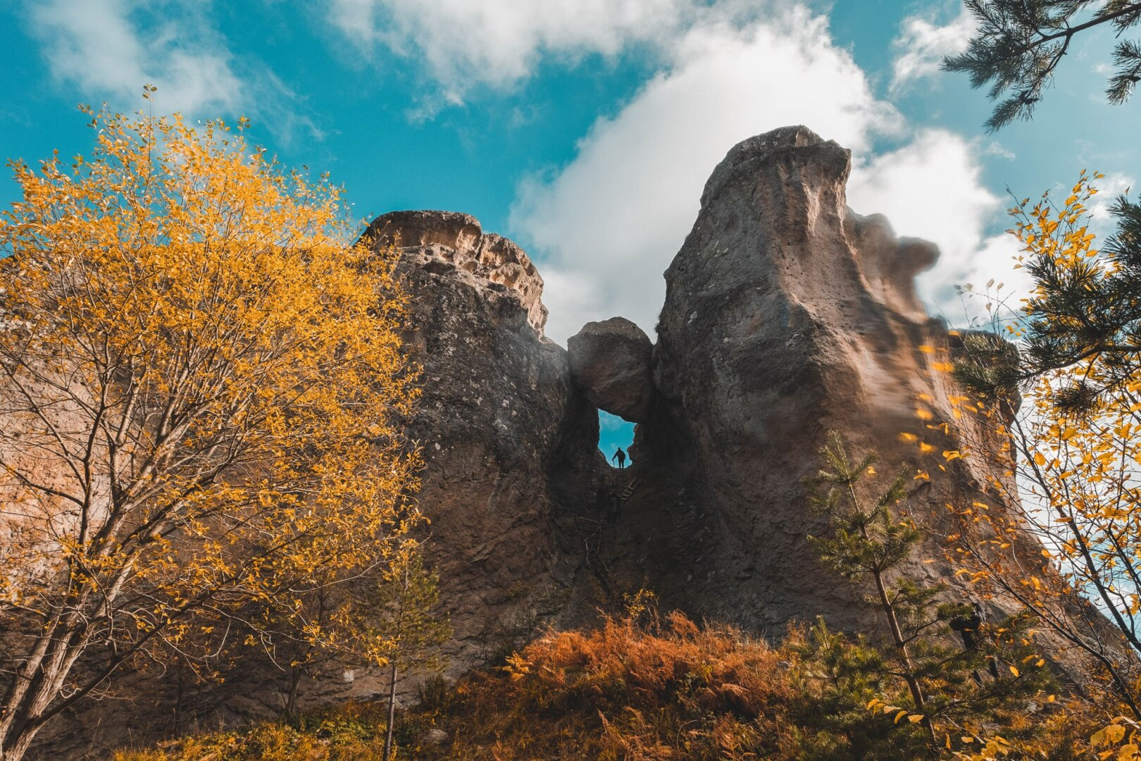 Къща за гости Кабата - Белинташ: Караджов камък