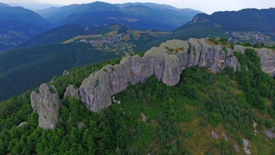 Къщи за гости Родопска приказка: Белинташ