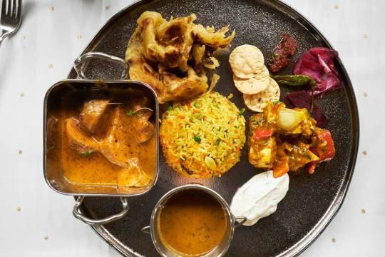 Индийска кухня, София