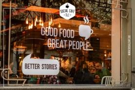 Social Cafe - The Concept