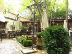 Лятна градина 2014 в центъра на София, ресторант в София