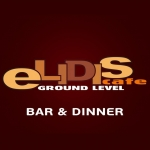 ELIDIS  ground level cafe
